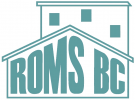 Rental Owners and Managers Society of BC (ROMS BC) Logo