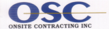 Onsite Paving & Contracting Inc. Logo