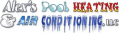 Alex's Pool Heating & Air Conditioning logo